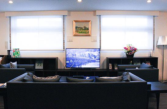 1階 食堂・多目的室・談話室
