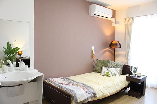 居室モデルルーム
